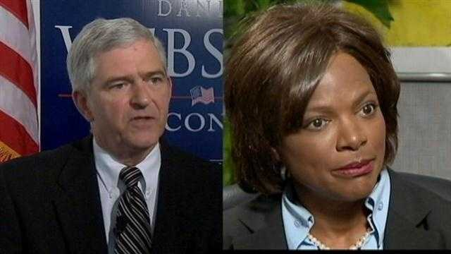 Webster, Demings battle for congressional District 10