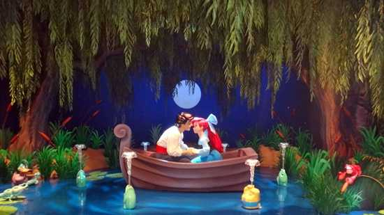 The Under the Sea ~ Journey of The Little Mermaid attraction will open at the Magic Kingdom this winter holiday season.