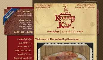 4. Koffee Kup Restaurant - St. Cloud