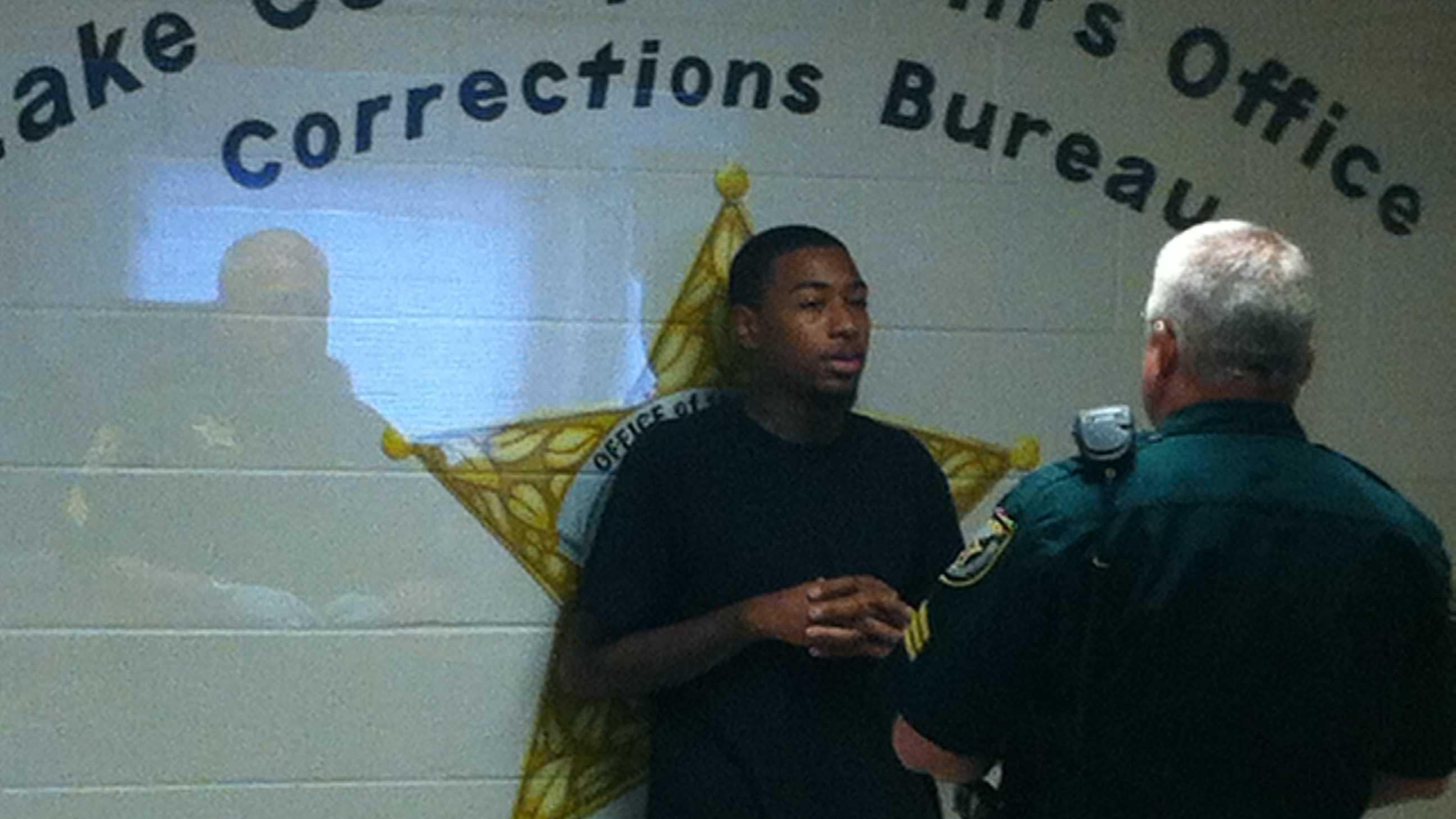 Michael Floyd arrested