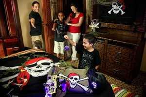 9. Pirate Adventure delivery
