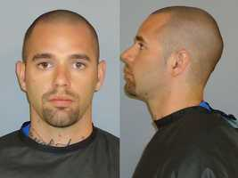 Adam Swank: Probation violation.