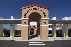 5: Satellite High School (Brevard) - 1606
