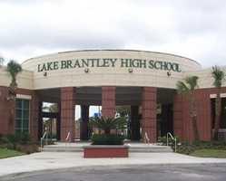17: Lake Brantley High School (Seminole) - 1546