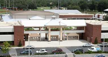 8: Oviedo High School (Seminole) - 1588