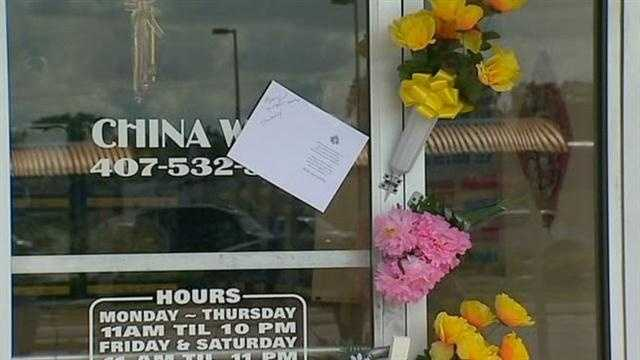 Worker killed at Chinese restaurant