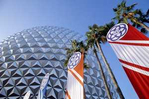 The Walt Disney World Resort welcomed the first guests to EPCOT Center on Oct. 1, 1982.