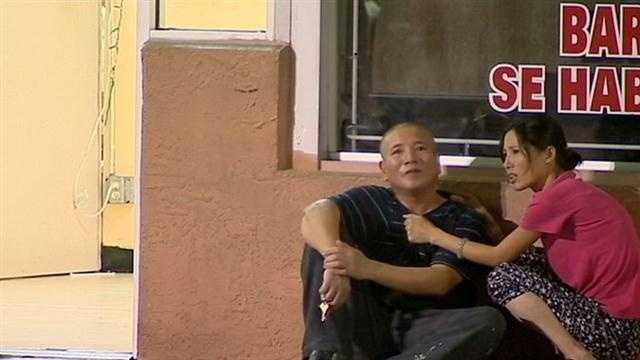 2 cleared in Chinese restaurant shooting