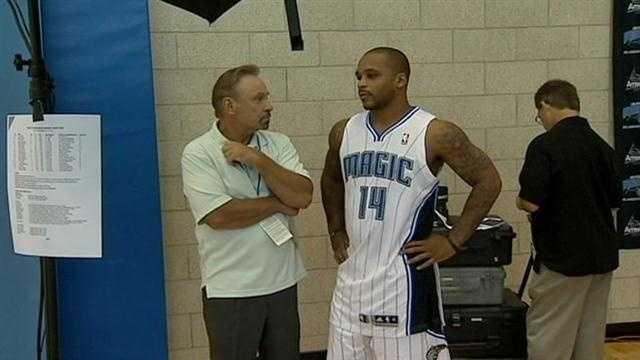 A new era begins for the Orlando Magic the upcoming season.
