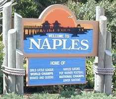 6: Naples - 47.5 percent