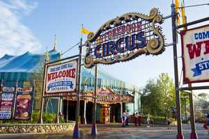 Another attraction is set to open under the big top at New Fantasyland.