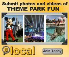 Have you recently visited one of the many Florida theme parks? Share photos and videos of everything theme park related on u local!