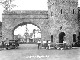 1926: The Daytona Highlands Terragona Arch
