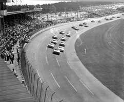 1963: The Daytona International Speedway