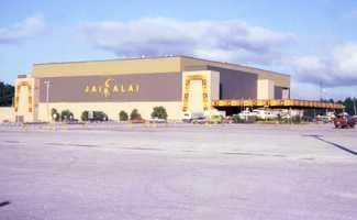 1979: Daytona Beach Jai Alai
