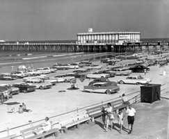 1962: The Daytona Beach Pier