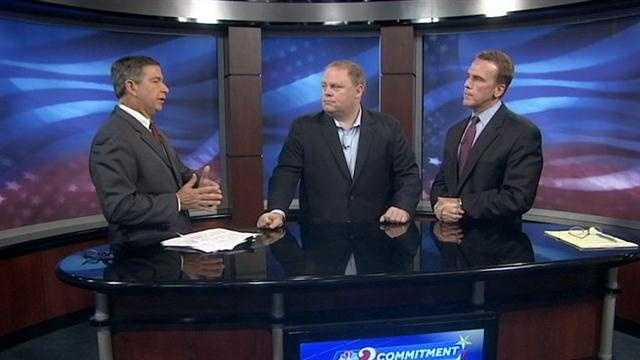 Republican Chris Dorworth and Democratic challenger, Mike Clelland, debate the issues in Seminole County's District 29.  The area includes parts of Lake Mary, Longwood, Casselberry, Altamonte Springs and up to Sanford in Seminole County.