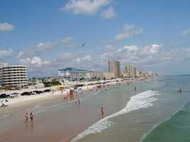 2012: Daytona Beach
