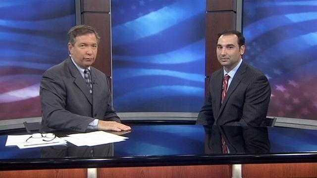 Watch: Mike LaRosa, Republican, District 42 (Part 2)