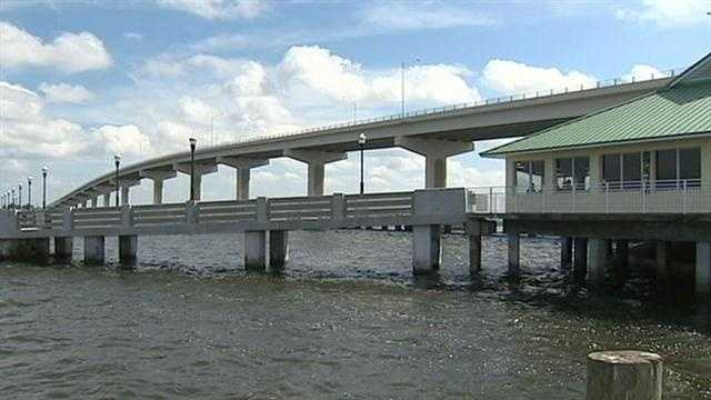 The Max Brewer Bridge in Titusville is leading the voting for America's best new bridge project.