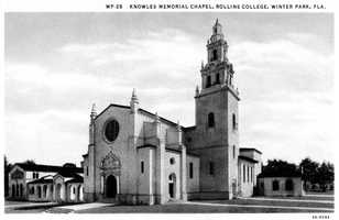 1920s - Knowles Chapel at Rollins College
