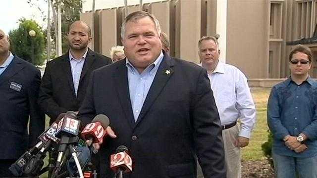 John Tegg disputes Orange County's lower crime stats