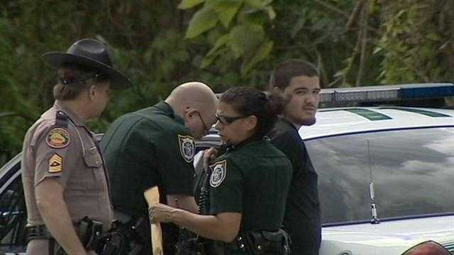 Man fires shot, takes deputies on chase in Seminole County