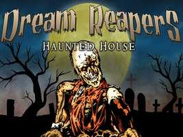 9. Dream Reapers Haunted House in Forth Worth, TX.