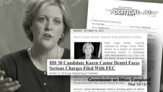 Truth Test: Did Dentel break elections, ethics laws?