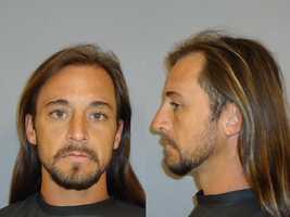Justin Avis: Probation violation.
