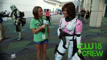 Pink Storm Trooper?