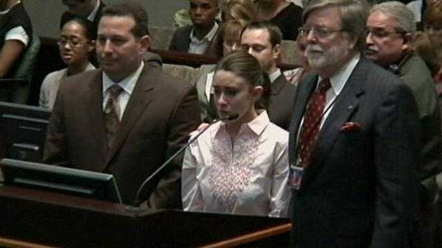 A judge issued an order to not move the venue for the civil trial against Casey Anthony in Orange County.