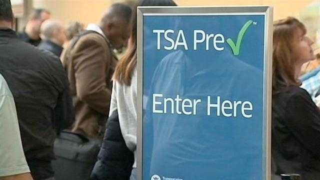 Travelers may see shorter lines at the Orlando International Airport on Friday.