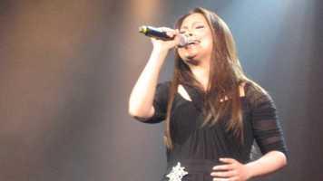 December 14 to December 16, 2012 — Lea Salonga