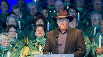 December 20 to December 22, 2012 — Trace Adkins