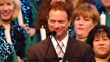December 23 to December 25, 2012 — Gary Sinise
