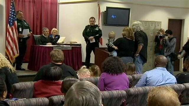 Central Fla. children join new families on National Adoption Day