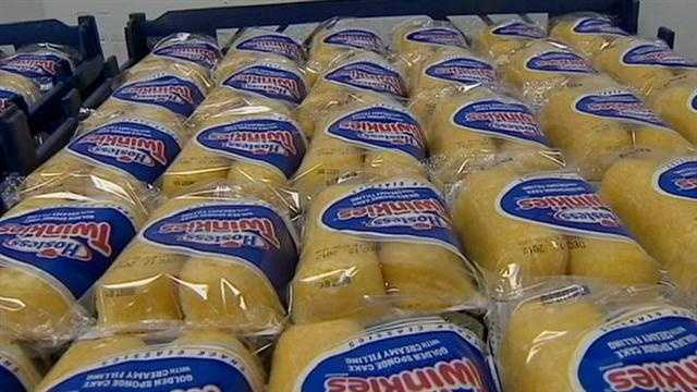 Locals flock to Hostess stores