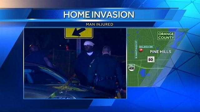Home invasion