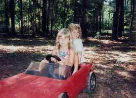 1995: Boy - Michael, Girl - Ashley