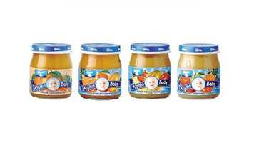 Baby Food - Must be in complete, undamaged original packaging -- no individual serving glass or plastic containers unless in an unopened case.