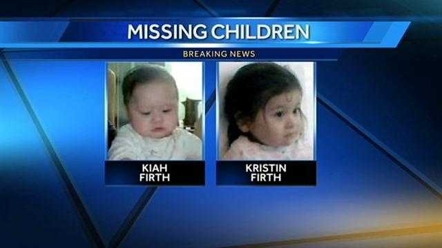 Two missing Children