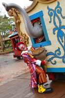 The Storybook Circus Giggle Gang debuts this week at the new Fantasyland at the Magic Kingdom park.