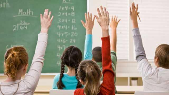Students, classroom, education