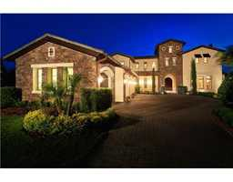 Featured on realtor.com, this luxury home has 5 bedrooms, 8 bathrooms and so much more.