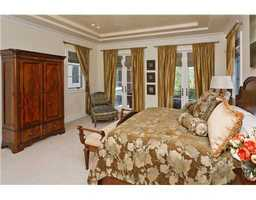 The house boasts five bedrooms.
