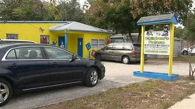 Police investigated after daycare van crash