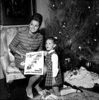 1967: Christmas in Tallahassee.