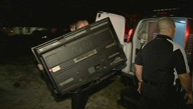 Officers in Daytona Beach say they have made an arrest in a string of burglaries.