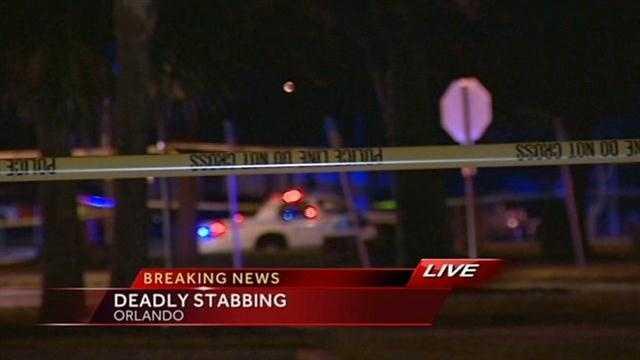 Fatal stabbing